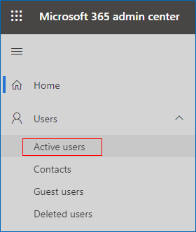 Office 365 Active Users