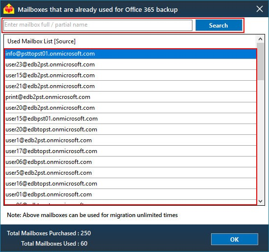 office365-backup-mailboxes-selected