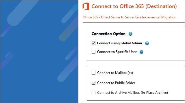 Office 365 Public folder to Office 365 Migration