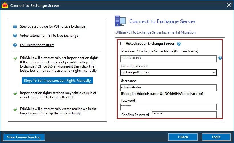 connect-to-exchange-server-pst
