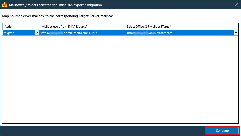 imap-to-office-365-mailbox-mapping