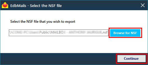 browse nsf